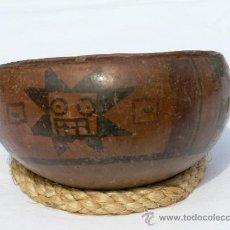 Antigüedades: COPA DE ARCILLA, PERÚ. Lote 36137959
