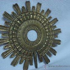 Antiquitäten - ANTIGUA CORONA PARA TALLA - 32175096