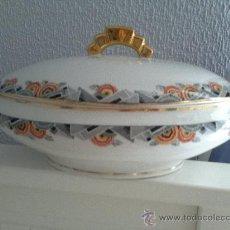 Antigüedades: DELICIOSA SOPERA O LEGUMBRERA . Lote 32191292