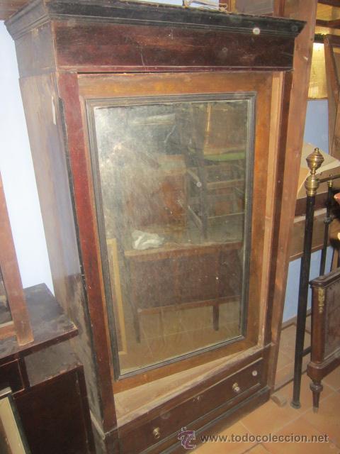 Armario de principios del s xx para restaurar comprar - Restaurar armarios antiguos ...