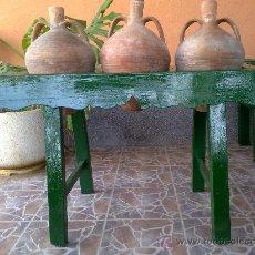 Antigüedades: ANTIGUO CANTARERO EN MADERA.. Lote 32211332