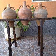 Antigüedades: ANTIGUO CANTARERO EN MADERA.. Lote 32211349