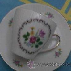 Antigüedades: ANTIGUO JUEGO DE 6 SERVICIOS DE CAFÉ MARCA WINTERLING MARKTLEUTHEN BAVARIA. Lote 32246084
