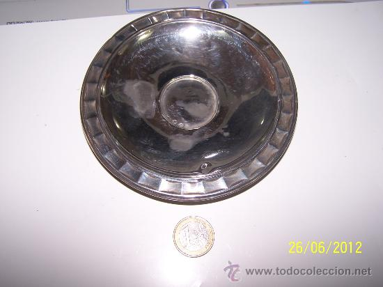 BANDEJA PLATA LEY (Antigüedades - Platería - Plata de Ley Antigua)