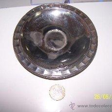 Antigüedades: BANDEJA PLATA LEY . Lote 32305293