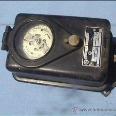 Antigüedades: APARATO ELECTRICO ANTIGUO PARA MEDIR RELOJ PROGRAMABLE. Lote 32306476