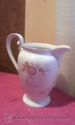 Antigüedades: Preciosa jarra de porcelana Tirschenreuth Bavaria.Sequin-Dormann Zurich.Doble sello - Foto 2 - 32308616