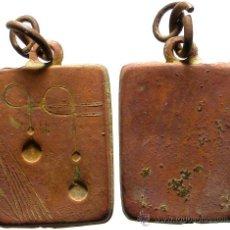 Antigüedades: ANTIGUO RELICARIO. 2,44 CM.. Lote 32393625