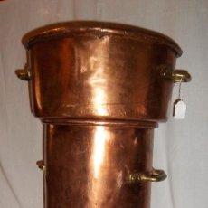 Antigüedades: MACERADOR ANTIGUO PARA VINO O LICOR. Lote 32456164
