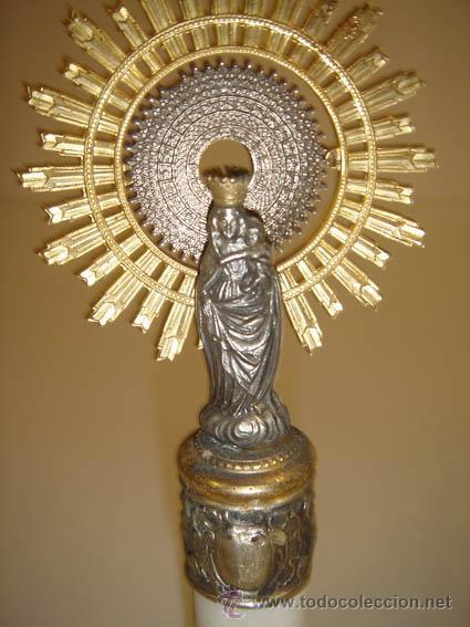 VIRGEN DEL PILAR DE ZARAGOZA (Antigüedades - Religiosas - Varios)
