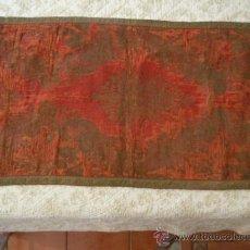 Antigüedades: TEXTIL BROCADO EN ORO DEL SIGLO XVII. Lote 32625429