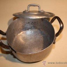 Antigüedades: ANTIGUA CAZUELA - M-88. Lote 32580132