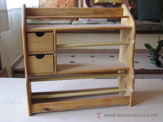 Bonito mueble para cocina comprar utensilios del hogar for Utensilios de hogar