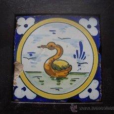 Antigüedades: AZULEJO DE TRIANA. Lote 32642713