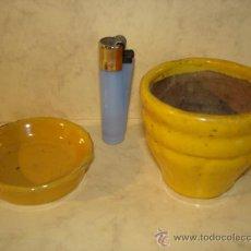 Macetero de cer mica portuguesa sellado y nume comprar Ceramica portuguesa online