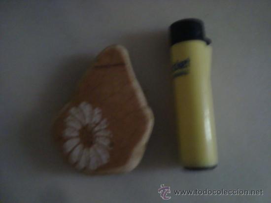 Antigüedades: magnifica coleccion de azulejos pintados a mano y restos de ceramicas muy antiguas una pickman, ver - Foto 29 - 32717748