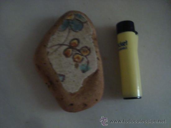 Antigüedades: magnifica coleccion de azulejos pintados a mano y restos de ceramicas muy antiguas una pickman, ver - Foto 9 - 32717748
