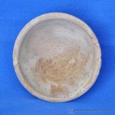 Antigüedades: LOZA BLANCA DE TRIANA SIGLOS XVI - XVII. VC- 28. Lote 32729486