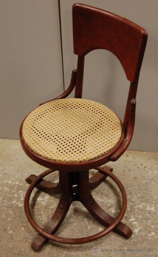 Silla giratoria de telefonista comprar sillas antiguas - Sillas antiguas de segunda mano ...