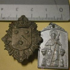 Antigüedades: MEDALLA E INSIGNIA RELIGIOSA. Lote 32772909