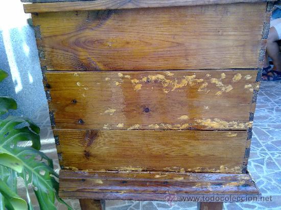 Antigüedades: antiquisima arca de madera - Foto 6 - 32777297