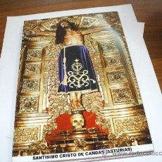 Antiquitäten - Azulejo Santo Cristo de Candas Asturias mide 30 x20 esta nuevo de tienda ,ver foto adicional - 32807575