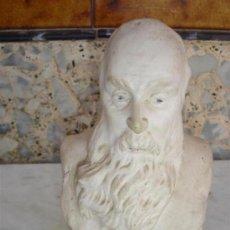 Antigüedades: BUSTO DE CERAMICA G. JUAQUIEN. Lote 32816329