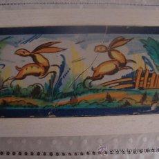 Antigüedades: AZULEJO RAMOS REJANO. Lote 32861362