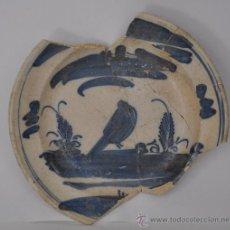 Antigüedades: LOZA DE TRIANA DEL SIGLO XVIII.. Lote 32864429