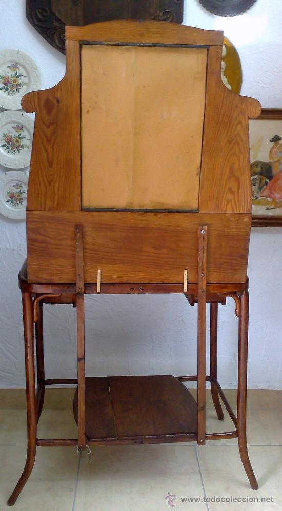 Antiguo Mueble Lavabo En Madera Comprar Muebles