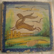 Antigüedades: AZULEJO RAMOS REJANO. Lote 32875209