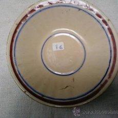 Antigüedades: PLATO. Lote 32981842