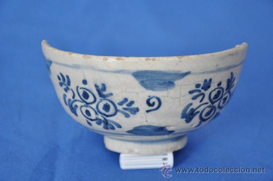 LOZA DE TRIANA DEL SIGLO XVIII. HIERRO DE LOS CABALLOS DE JEREZ. (Antigüedades - Porcelanas y Cerámicas - Triana)