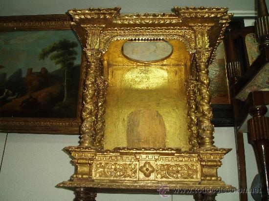 TABERNACULO (Antigüedades - Religiosas - Varios)