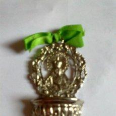 Antigüedades: MEDALLA BENDITERA DE LA VIRGEN MACARENA . Lote 32904723