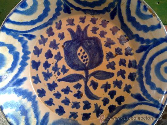 Antigüedades: antigua fuente de fajalauza - Foto 2 - 32940039