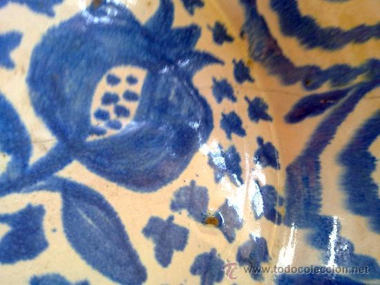 Antigüedades: antigua fuente de fajalauza - Foto 4 - 32940039