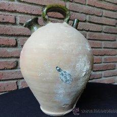 Antigüedades: ALFARERÍA CATALANA: CÀNTIR BÓVEDA LA BISBAL XVIII. Lote 33031508