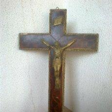 Antigüedades: CRISTO EN CRUZ. Lote 33094981