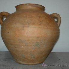 Antigüedades: CERAMICA POPULAR EXTINGUIDA. GERRA DE FIGUERES. Lote 33107645