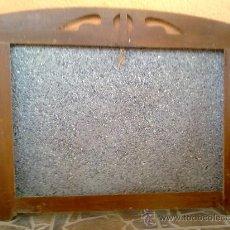 Antigüedades: ANTIGUO MARCO EN MADERA PARA FOTO O ESPEJO.. Lote 33146418