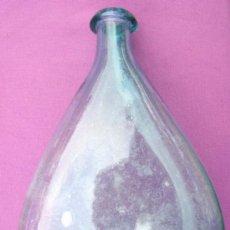 Antigüedades: MELSA MEDIANA DE VIDRIO SOPLADO CATALAN. Lote 33171529