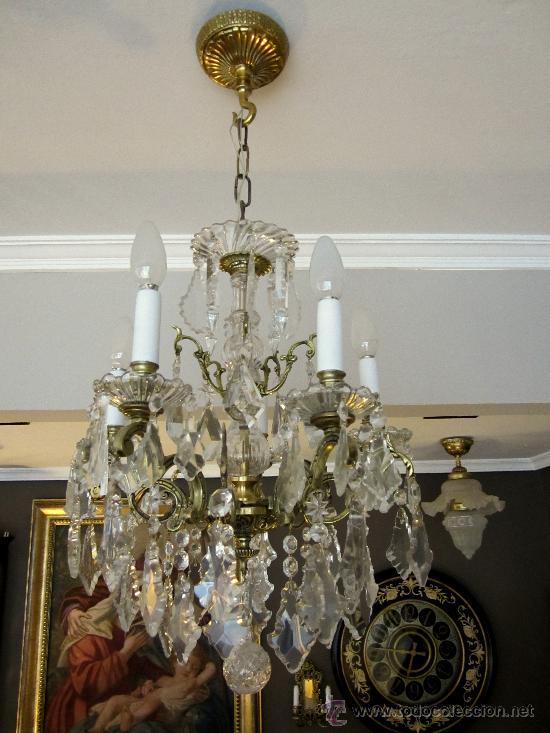 bella lampara de techo para dormitorio