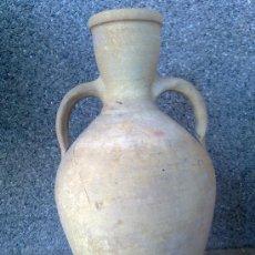 Antigüedades: ANTIGUO Y PRECIOSO CANTARO DE AGUA DE ALCORA. Lote 33225652