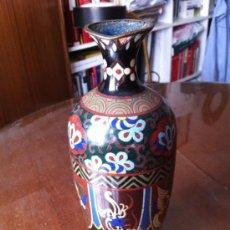 Antigüedades: ESMALTE CLOISONNE CHINO. Lote 33226343