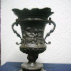 Antigüedades: COPA BRONCE PATINADO. Lote 33277707