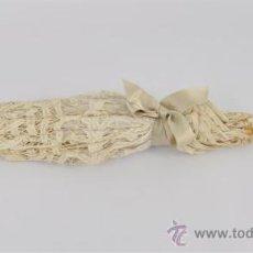 Antigüedades: SOMBRILLA DE SEÑORA EN ENCAJE. Lote 33356873