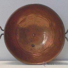 Antigüedades: COBRE ANTIGUO. Lote 33357752