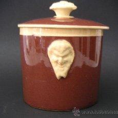 Antigüedades: ANTIGUA OLLA TERRE A FEU SARREGUEMINES. Lote 33366152