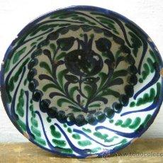 Antigüedades: ANTIGUO LEBRILLO GRANADA. Lote 112900530